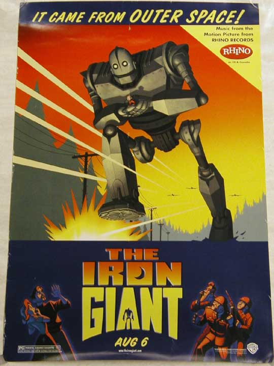 Ultimate Iron Giant